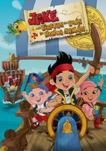 Jake y los piratas del país de Nunca Jamás