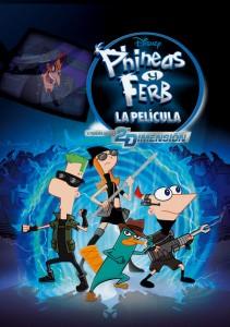 Phineas y Ferb la película