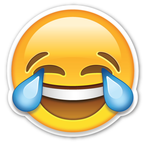 Resultado de imagen de emoticono risa