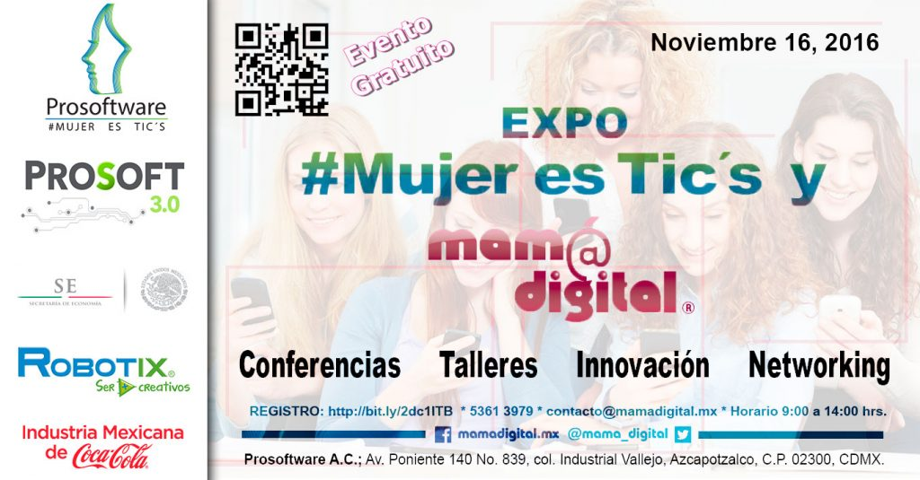 EXPO Mujer es Tic's