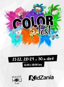 Disfruta de la magia de colores en KidZania durante este mes del niño